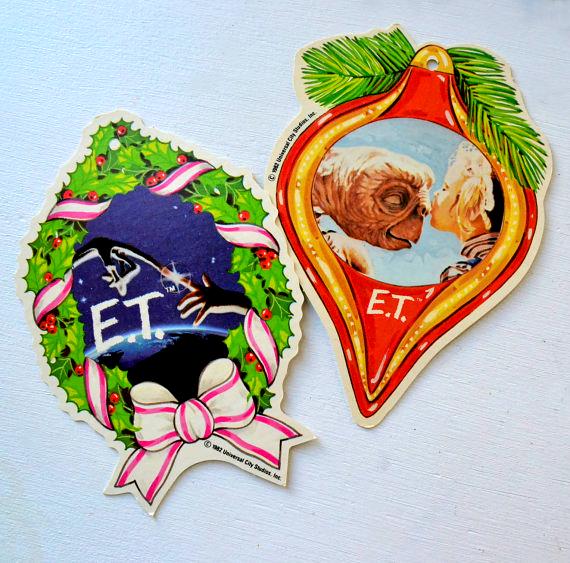 et paper ornaments