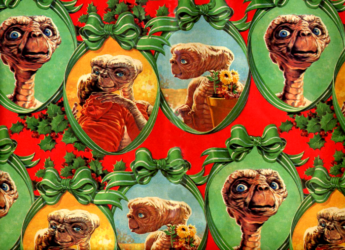 et wrapping paper