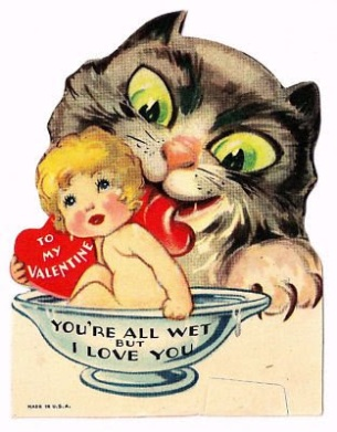 old-vintage-valentine-card-w-big-cat-kitty-licking-baby_250753931609