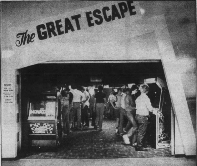 Northgate Mall 1982