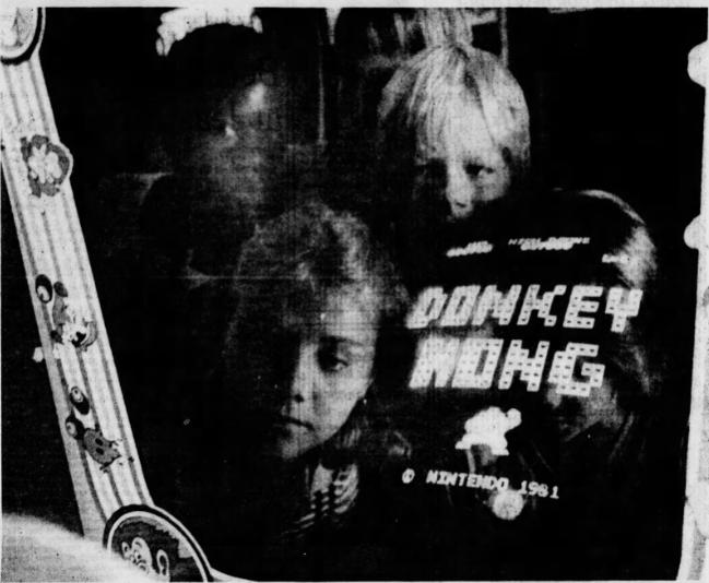 Phili Eng Donkey Kong sept 12 1983