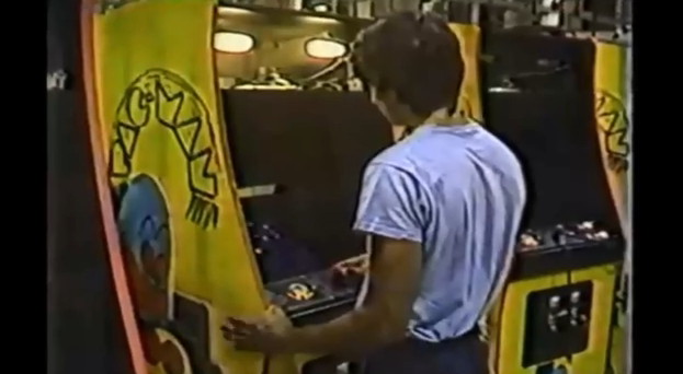 Hexbyte  News  Computers Pac man guy with his hand on the side