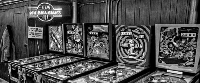 Going Back To Wonderland: 1972 Pinball Scene Revealed in New Photos